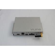 Мультимедийный адаптер GROM Vline (Google/Waze maps, Google music, Web radio, Voice control navigation, ) для штатных магнитол Lexus Toyota