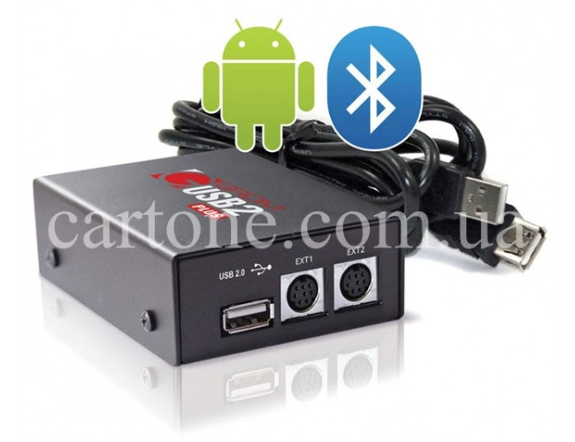 Купить GROM f. Mitsubishi Peugeot Citroen Android interface AUX USB iPod (G